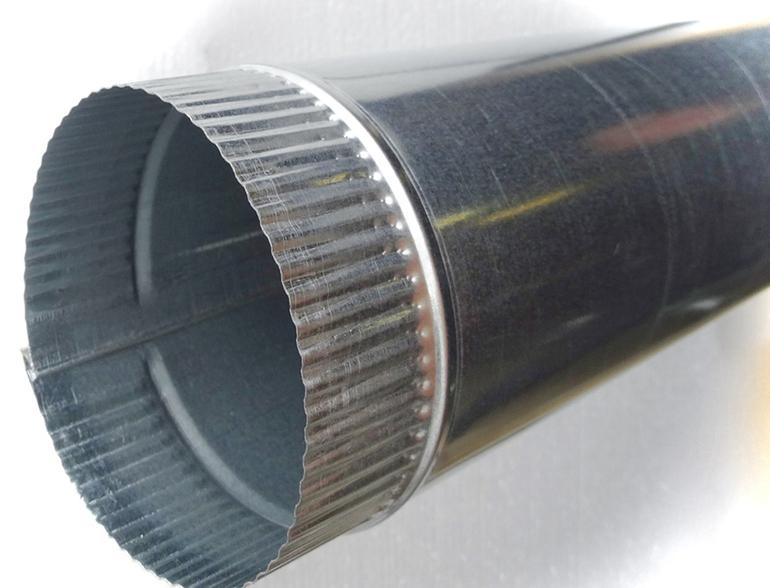 Определение сечения поверхности воздуховодов