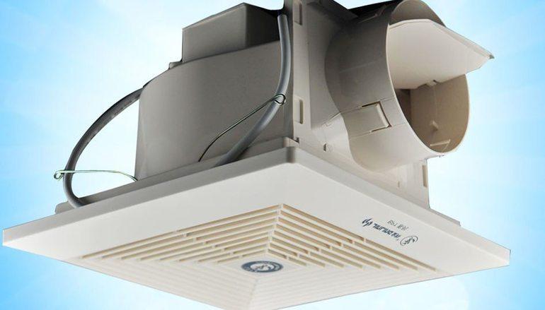 Влагозащитный вентиляционный вентилятор