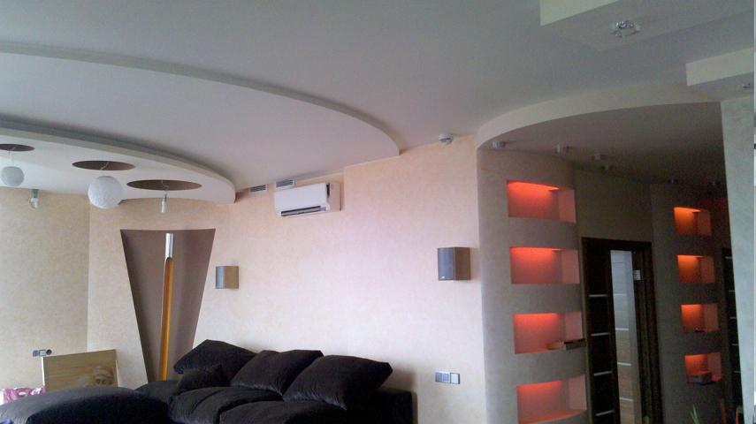 Пример вентиляции в квартире