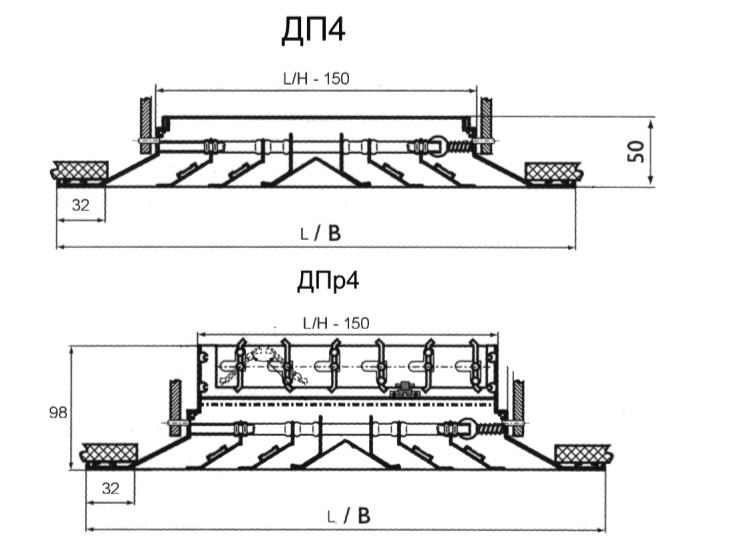 Схема диффузора