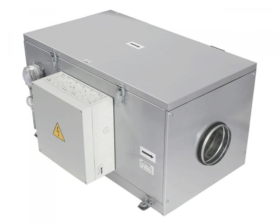типы вентиляционных систем: приточная