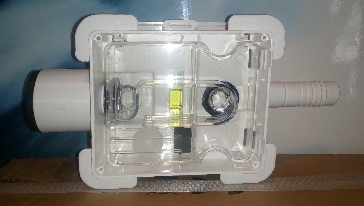 Сифон для кондиционера и его конструкция