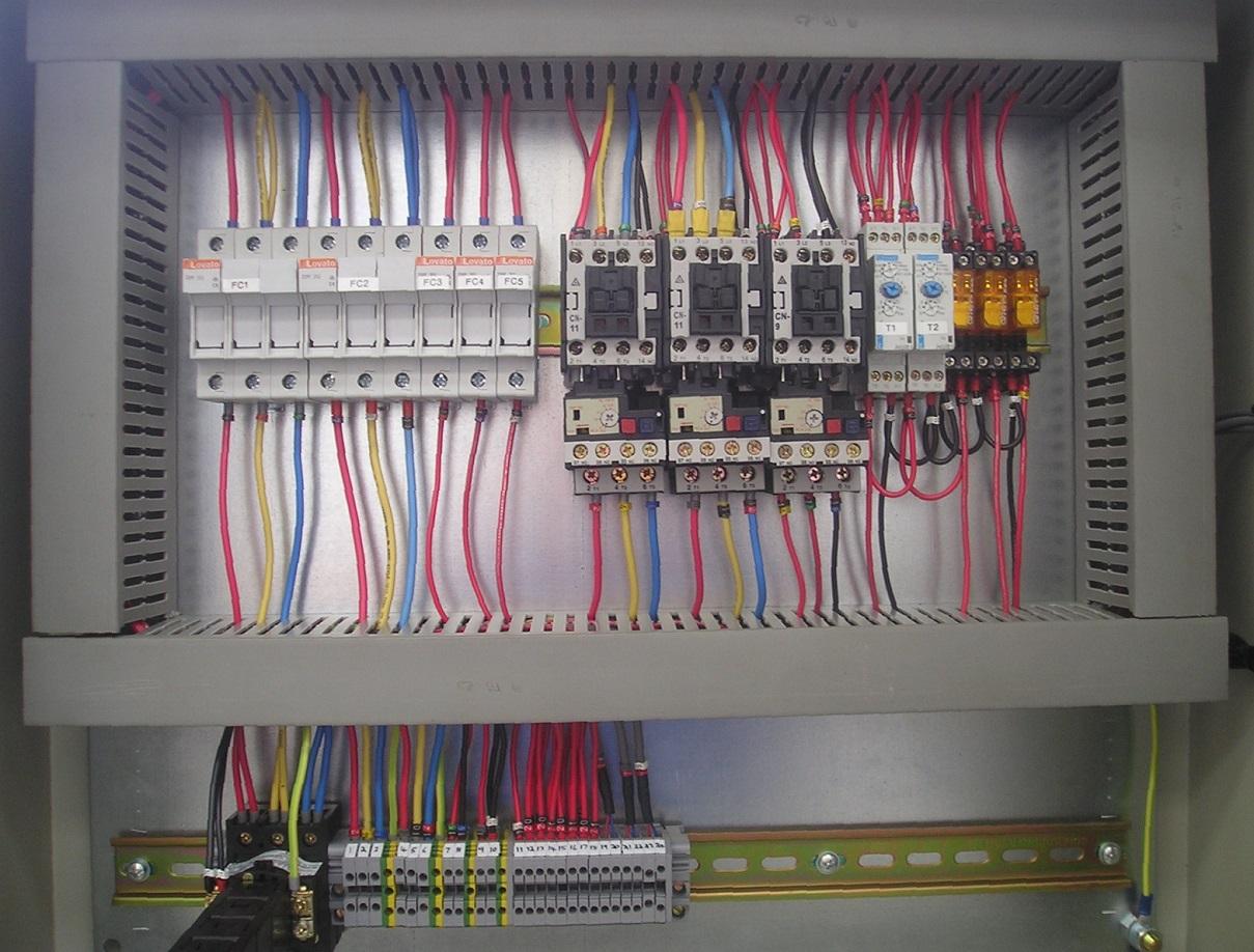 Как устроен блок управления вентиляцией