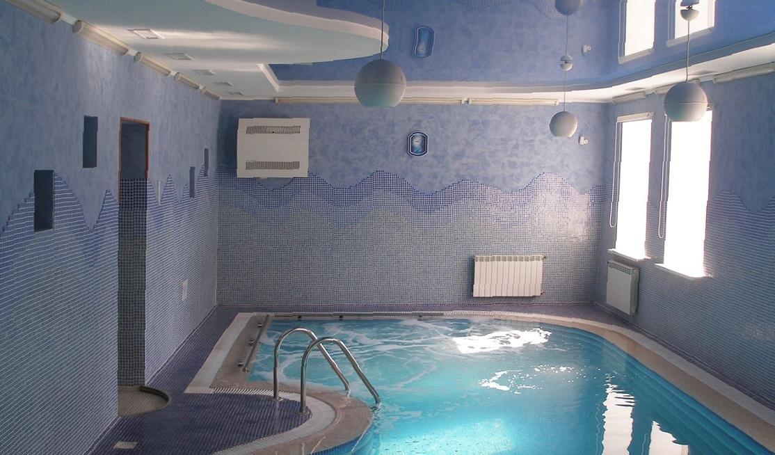 Осушитель воздуха в бассейне