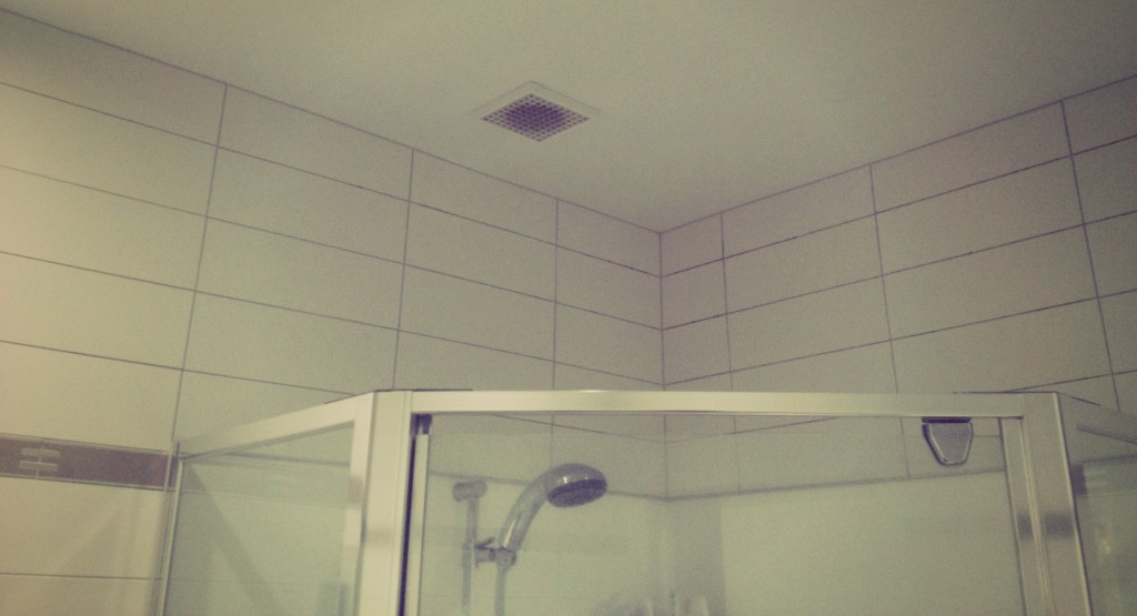 Естественный тип вентиляции в ванной