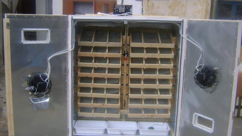 Инкубатор с постоянной вентиляцией