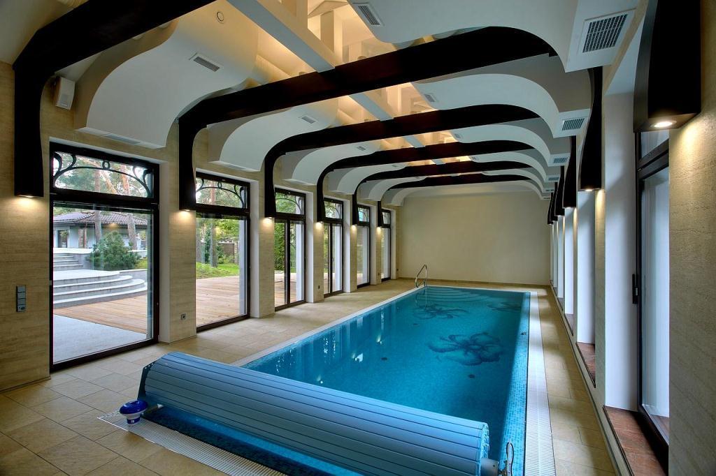 Вентиляция в закрытом бассейне
