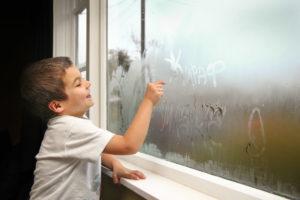 Понижение влажности воздуха в помещении