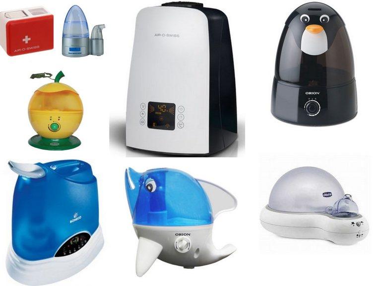 ТОП 15 лучших ультразвуковых увлажнителей воздуха