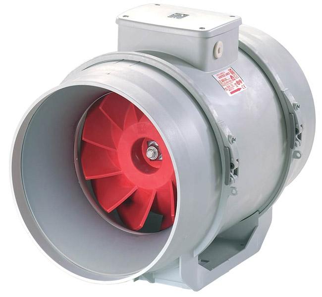 Вытяжной канальный вентилятор выбирайте правильно