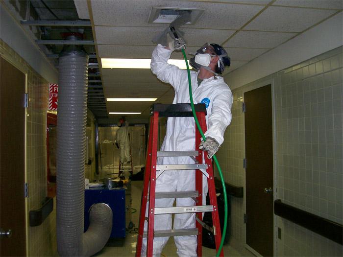 Дезинфекции систем вентиляции